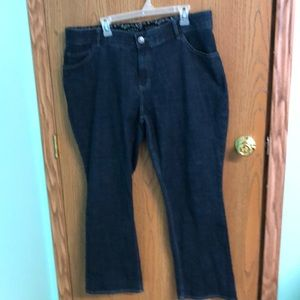 Lee Rider size 18 jeans